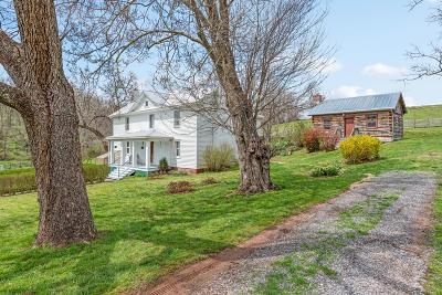 Riner VA Single Family Home For Sale: $895,000