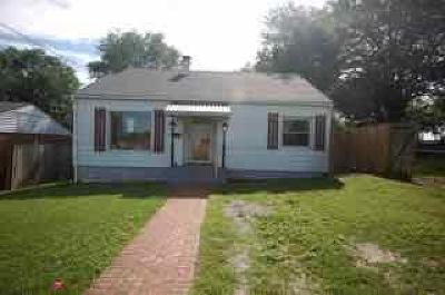 Roanoke City County Single Family Home For Sale: 2231 Byrd Ave NE