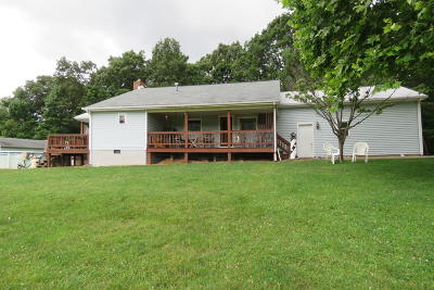 Craig County Single Family Home For Sale: 19055 Cumberland Gap Rd