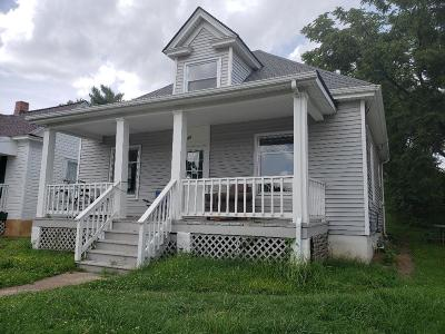 Roanoke City County Single Family Home For Sale: 1126 Tompkins Ave SE