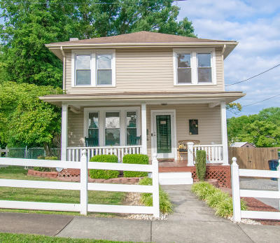 Roanoke City County Single Family Home For Sale: 1021 17th St SE
