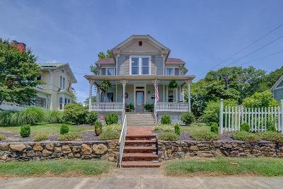 Salem Single Family Home For Sale: 325 Pennsylvania Ave