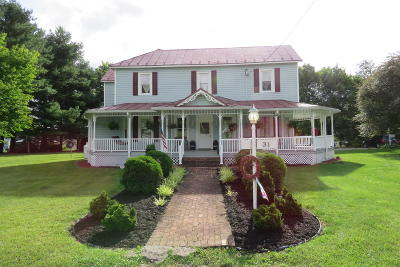 Craig County Single Family Home For Sale: 31 Meadow Ave