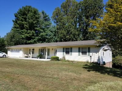 Roanoke County Single Family Home For Sale: 6128 Steeplechase Dr