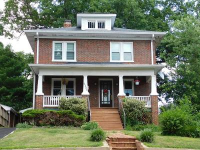 Single Family Home For Sale: 2121 Holley Rd NE