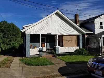 Roanoke City County Single Family Home For Sale: 651 Montrose Ave SE