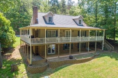 Single Family Home For Sale: 300 Fingerlake Rd