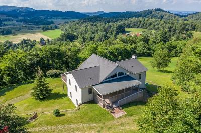 Single Family Home Pending: 10185 Fortune Ridge Rd
