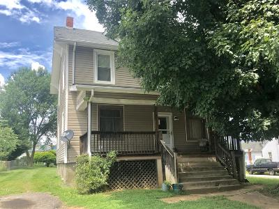Roanoke City County Single Family Home For Sale: 1701 Franwill Ave NW