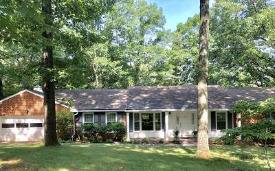 Roanoke County Single Family Home For Sale: 5226 Archer Dr