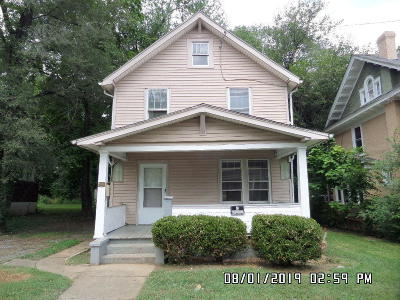 Roanoke City County Single Family Home For Sale: 541 McDowell Ave NW