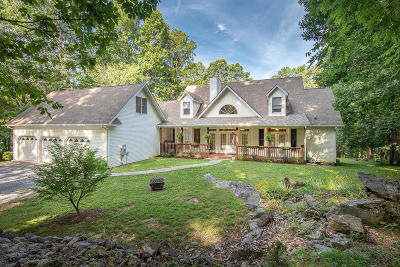Botetourt County Single Family Home Sold: 1140 Lees Gap Rd