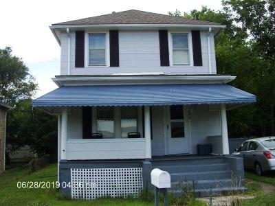 Roanoke City County Single Family Home For Sale: 1606 Lawrence Ave SE
