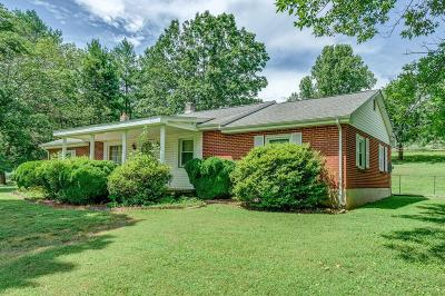 Bedford County Single Family Home For Sale: 3027 Irving Rd