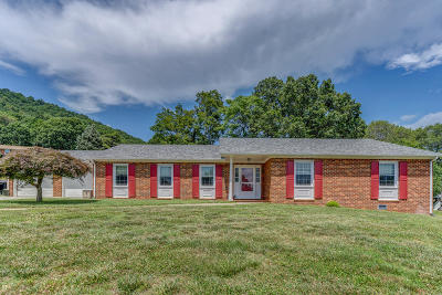 Vinton Single Family Home For Sale: 3971 Blandfield Dr