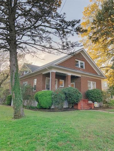 Salem Single Family Home For Sale: 521 N Market St
