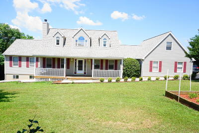 Bedford County Single Family Home For Sale: 1175 Snowberry Hill Dr