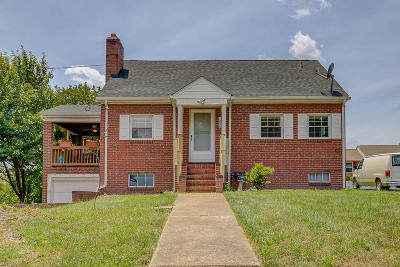 Roanoke City County Single Family Home For Sale: 1208 Gun Club Rd NW