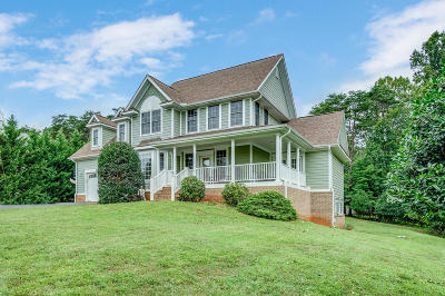 Bedford County Single Family Home For Sale: 681 Gangplank Rd