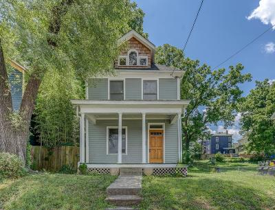 Single Family Home For Sale: 528 Marshall Ave SW