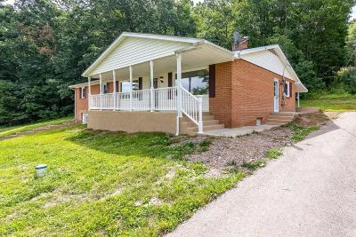 Craig County Single Family Home For Sale: 90 Homestead Rd