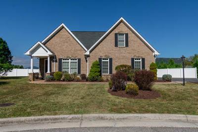 Roanoke Single Family Home For Sale: 268 Stonecreek Way