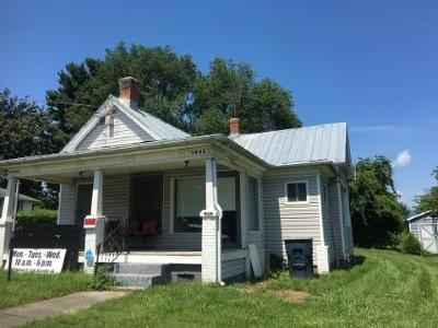 Roanoke City County Single Family Home For Sale: 1042 Adams St NW