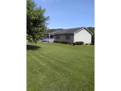 Vinton Single Family Home For Sale: 1178 Breezy Hill Rd