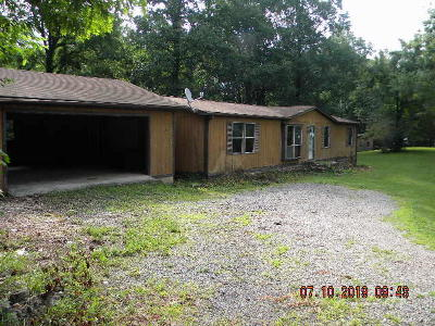 Troutville Single Family Home For Sale: 670 Tucker Rd