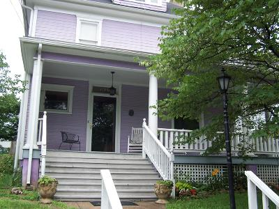 Single Family Home For Sale: 539 Highland Ave SW
