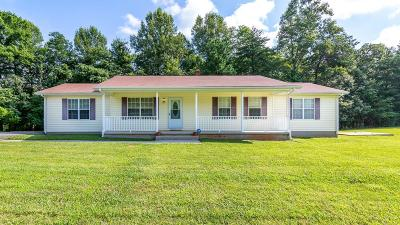 Bedford County Single Family Home For Sale: 6682 Goodview Rd