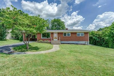 Roanoke Single Family Home For Sale: 6613 Wendover Rd