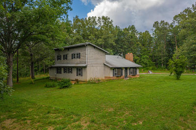 Botetourt County Single Family Home For Sale: 1681 Hayden Loop