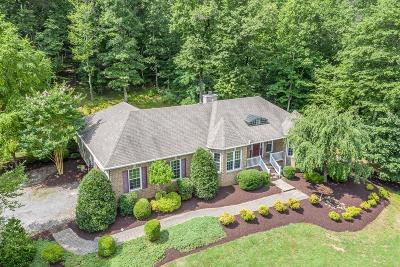 Troutville Single Family Home For Sale: 175 Timber Creek Ln