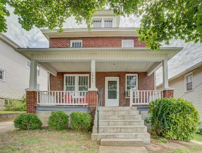 Roanoke Single Family Home For Sale: 1520 7th St SE