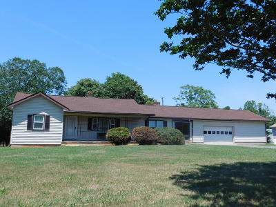 Bedford County Single Family Home For Sale: 1195 Merriman Way Rd