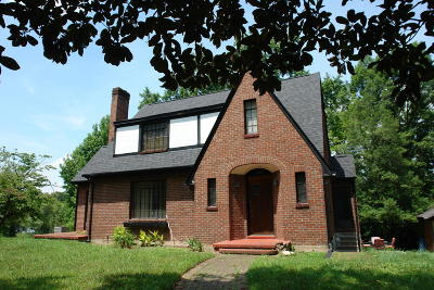 Roanoke City County Single Family Home For Sale: 1334 Westside Blvd NW
