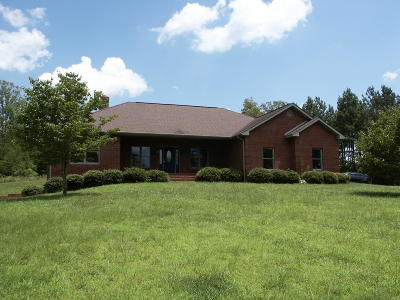 Bedford County Single Family Home For Sale: 3742 Chestnut Fork Rd