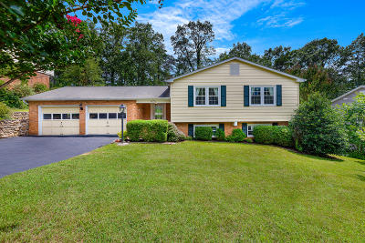 Single Family Home For Sale: 6031 Oriole Ln