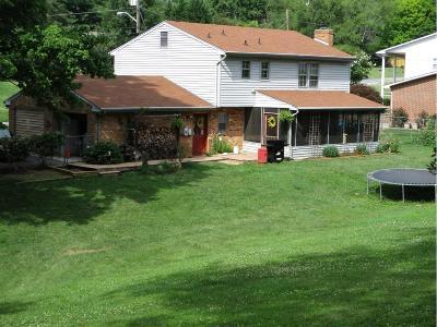 Vinton Single Family Home For Sale: 733 Devonshire Dr