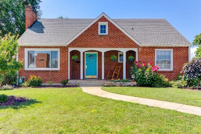 Roanoke Single Family Home For Sale: 2702 10th St NW