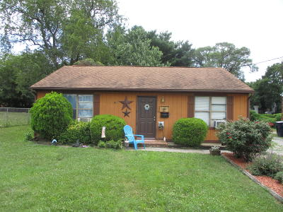Roanoke Single Family Home For Sale: 3133 Maplelawn Ave NW