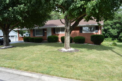 Roanoke Single Family Home For Sale: 1903 Angus Rd NW