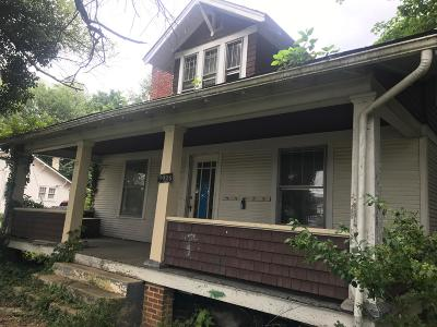 Roanoke Single Family Home For Sale: 2025 Peters Creek Rd NW