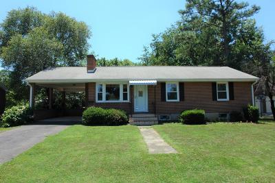 Salem Single Family Home For Sale: 1230 Roanoke Blvd
