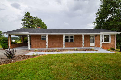 Bedford County Single Family Home For Sale: 12686 Dickerson Mill Rd