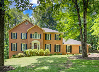 Roanoke VA Single Family Home For Sale: $439,500