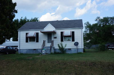 Roanoke VA Single Family Home For Sale: $89,900