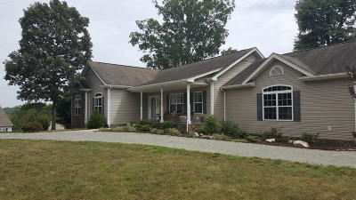 Bedford County Single Family Home For Sale: 100 Catlett Ct