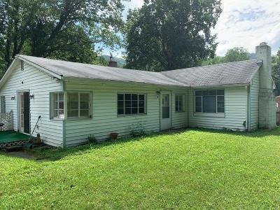 Salem Single Family Home For Sale: 2965 Bradshaw Rd